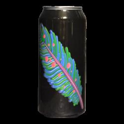 Omnipollo - Bianca Black-Blueberry Marschmallow - 6% - 44cl - Can