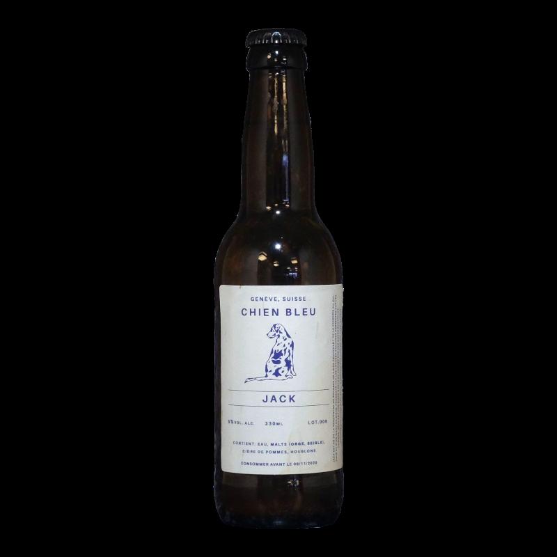 Chien Bleu - Jack - 5% - 33cl - Bte