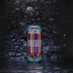 Evil Twin - The pure and simple IPA is rarely pure and never simple - 4.5% - 47.3cl - can