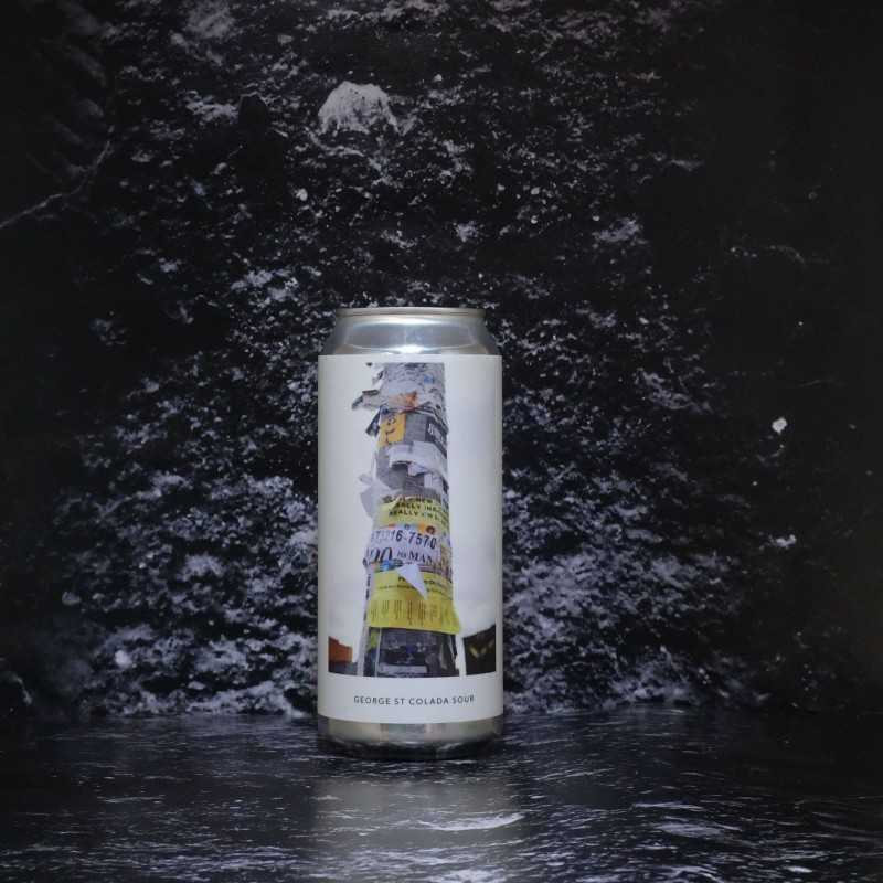 Evil Twin - George St colada sour - 4.5% - 47.3cl - can