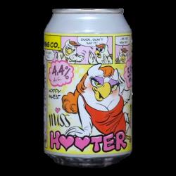 Het Uiltje - Miss Hooter - 4.4% - 33cl - can