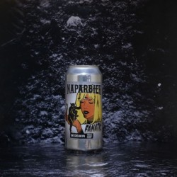 Naparbier - Fanatic Amarillo - 6% - 44cl - can