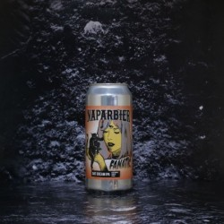 Naparbier - Fanatic centennial - 6% - 44cl - can