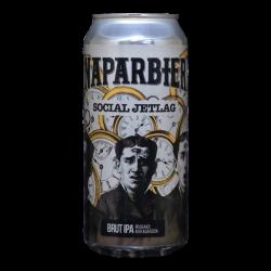 Naparbier - Social Jetlag - 6.5% - 44cl - can