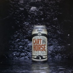 Old Nation - Cart Horse - 7% - 47.3cl - can