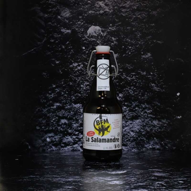 BFM - Salamandre - 5.5% - 33cl - Bte