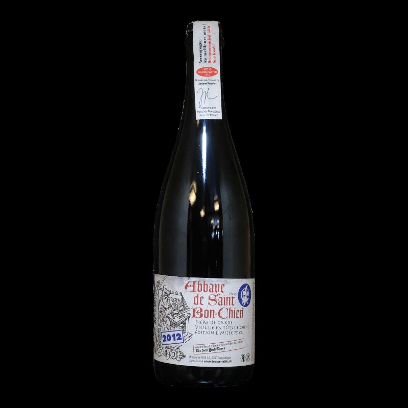 BFM - St Bon-Chien 2012 - 11% - 75cl - Bte