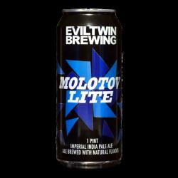 Evil Twin - Molotov Lite - 8.50% - 47.3cl - Can