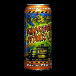 Flying Monkeys - Smashbomb Atomic - 6.00% - 47.3cl - Can
