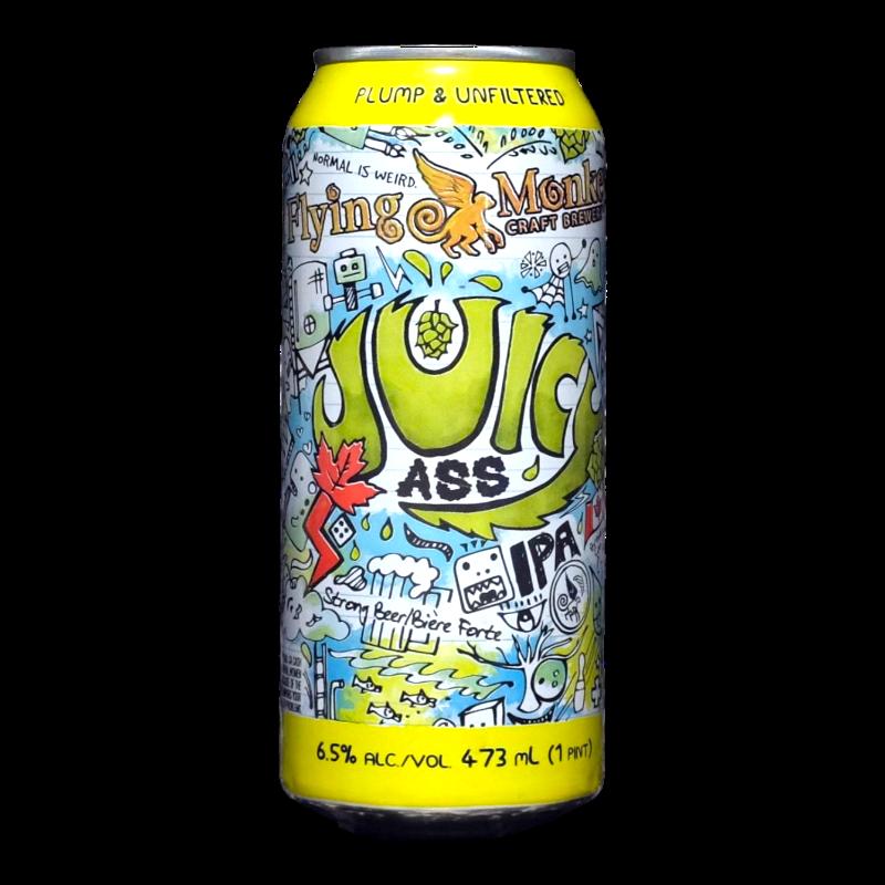 Flying Monkeys - Juicy Ass - 6.50% - 47.3cl - Can