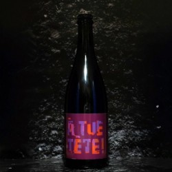 A Tue Tête - Betterave - 6.5% - 75cl - Bte