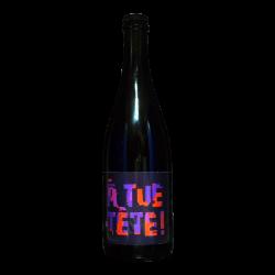 A Tue Tête - Noire Betterave - 7.5% - 75cl - Bte