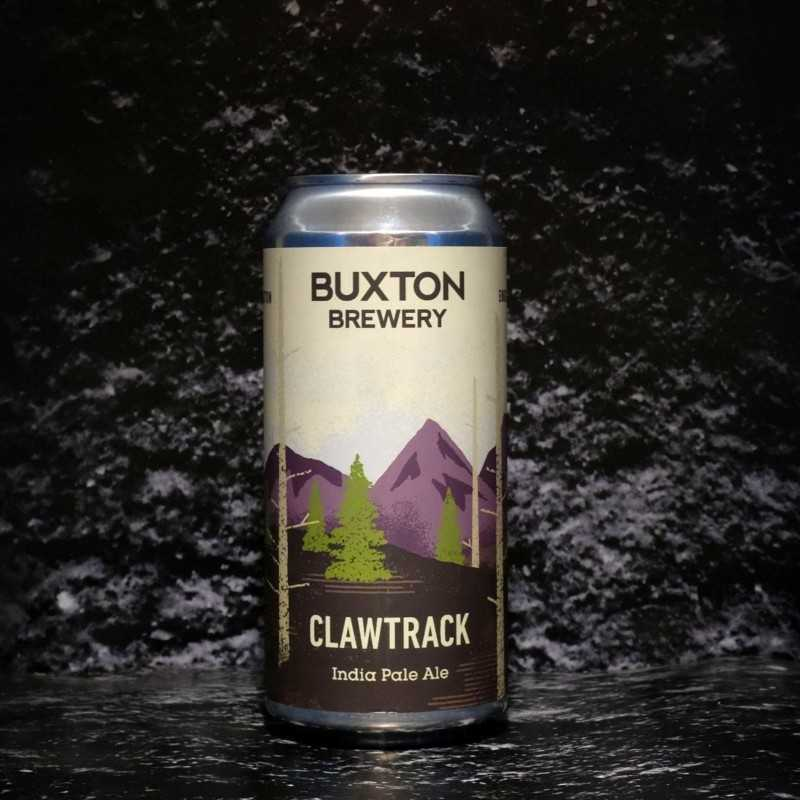 Buxton - Clawtrack - 6.8% - 44cl - Can