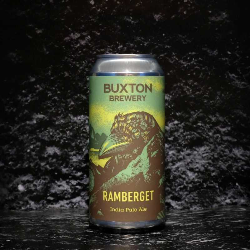 Buxton - Dugges - Ramberget - 7.2% - 44cl - Can
