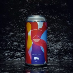 Cloudwater - IPA - 6.5% - 44cl - Can