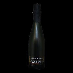 Boon - Geuze VAT 91 - 8% - 37.5cl - Bte